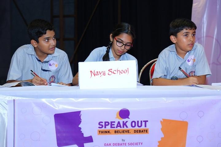 Oakridge International School-Debate