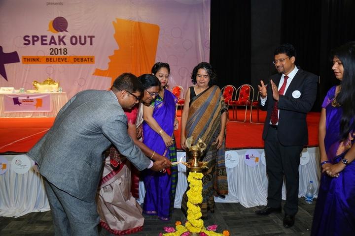 Oakridge International School-Event Inauguration