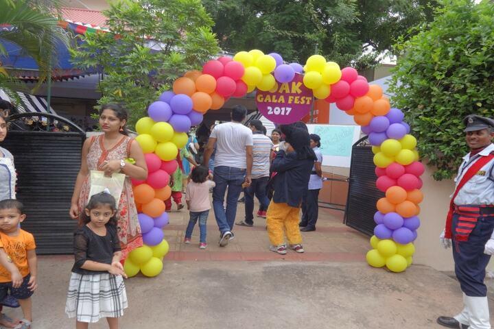 Oakridge International School-Gala Fest