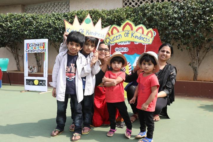 Oakridge International School-Kindness Day Celebrations