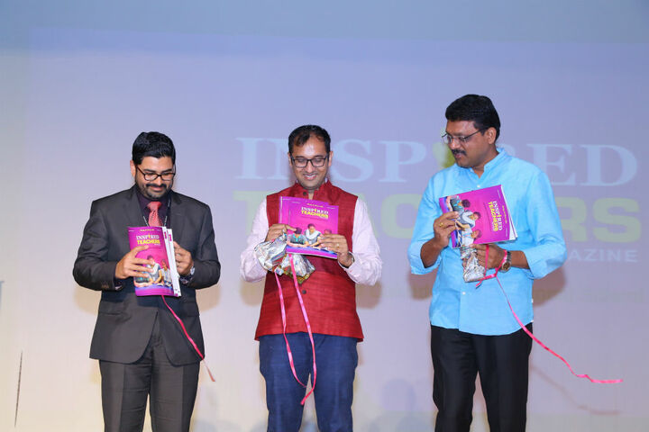 Oakridge International School-Magazine Launch