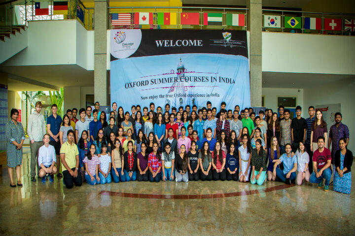 Oakridge International School-Summer Camp