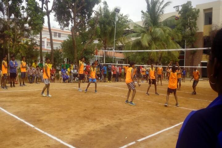 P E S Public School-Sports