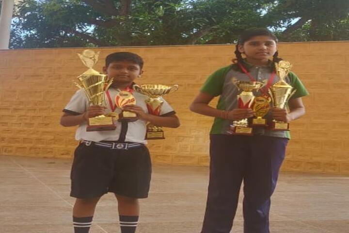 P E S Public School-Winners