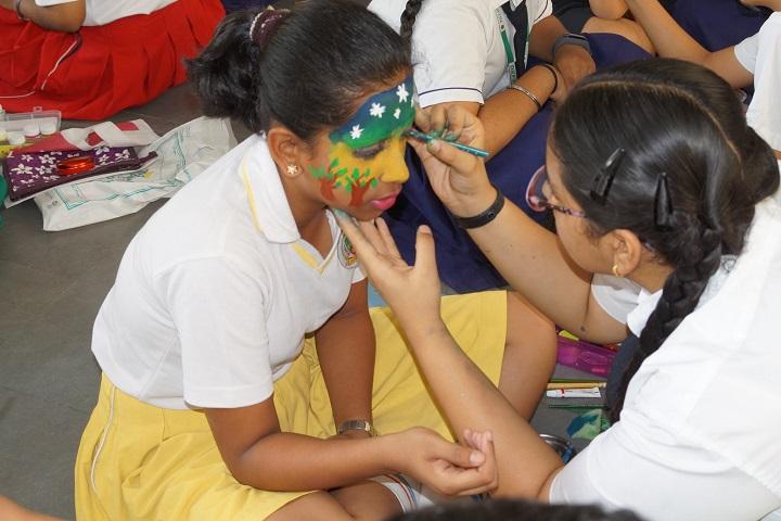 Pallavi Model School-Activity