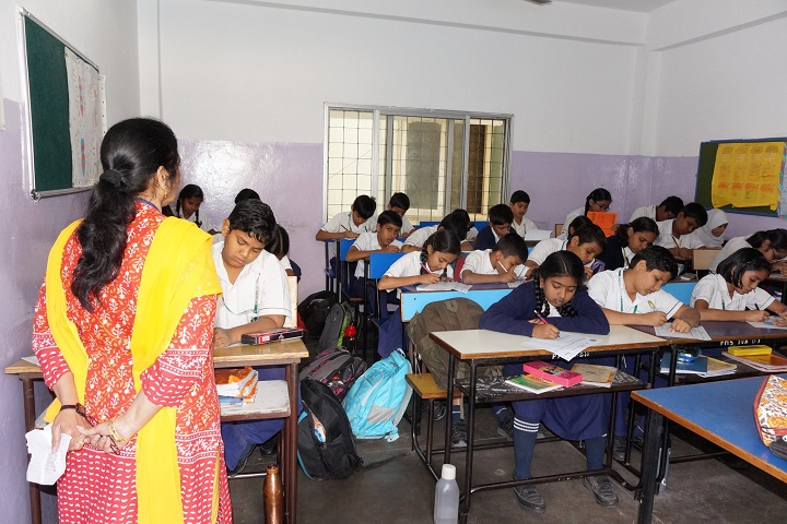 Pallavi Model School-Classroom