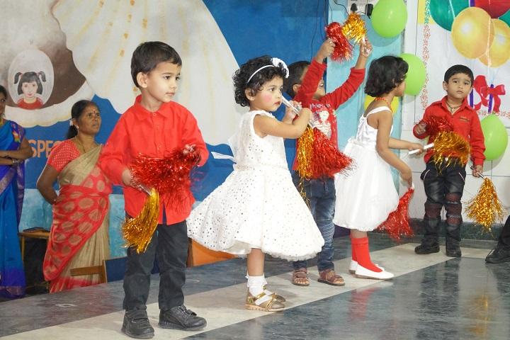 Pallavi Model School-Events
