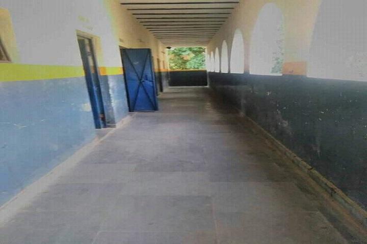 Government Boys Senior Secondary School No 2-View of Classroom