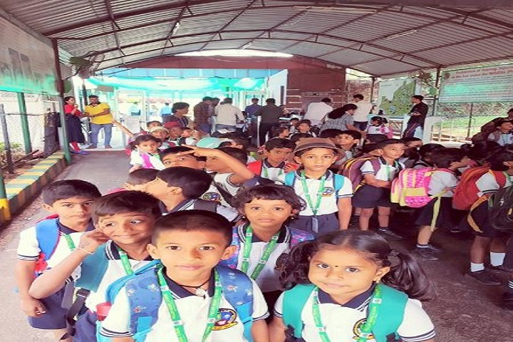 Pallavi Model School-Tour