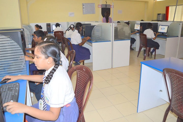Pallavi Model School-Computer Lab