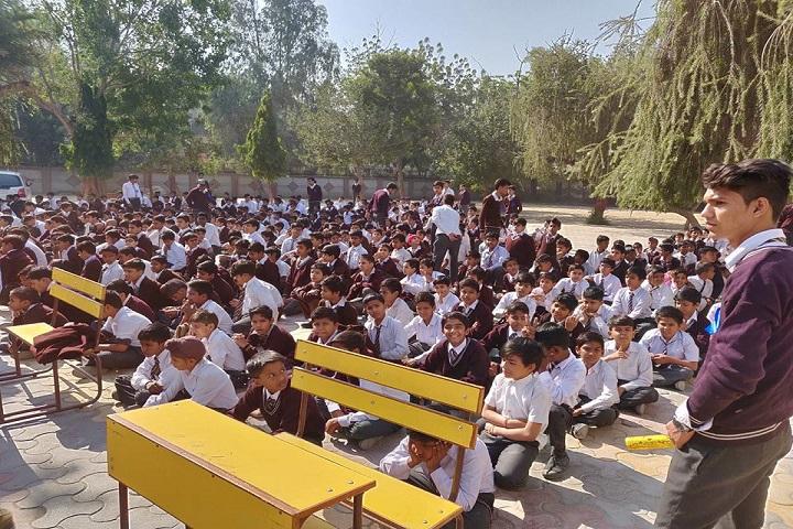 Government Boys Senior Secondary School No 1-Students