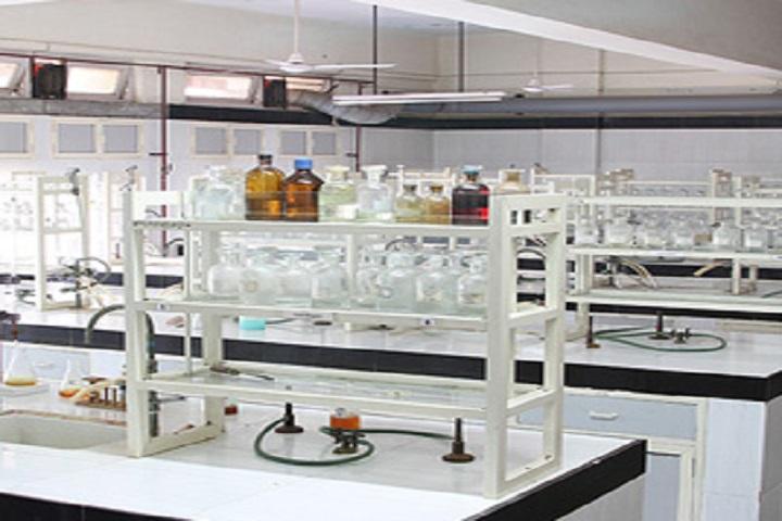 Paramahansa Yogananda Vidyalaya-Chemistry Lab
