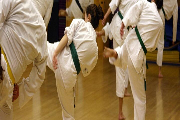 Paramahansa Yogananda Vidyalaya-Karate