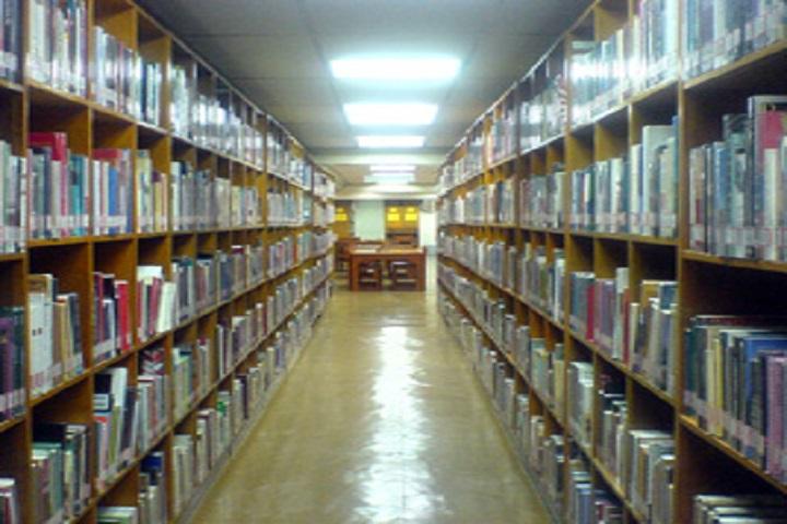Paramahansa Yogananda Vidyalaya-Library