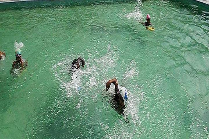 Paramahansa Yogananda Vidyalaya-Swimming