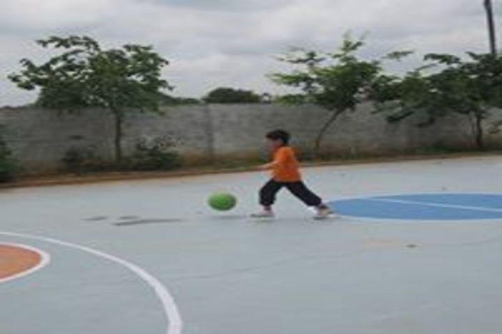Pebble Creek Life School-Basket Ball