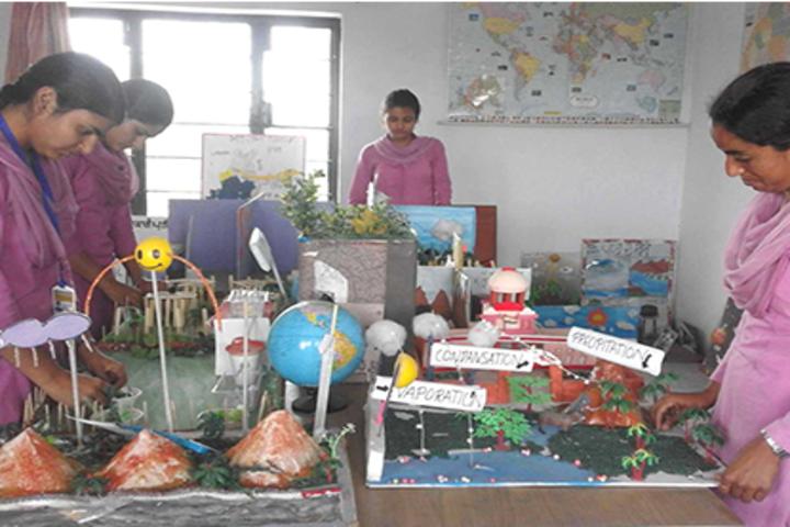 Prabodhananda Prashanti Niketan-Science Exhibition