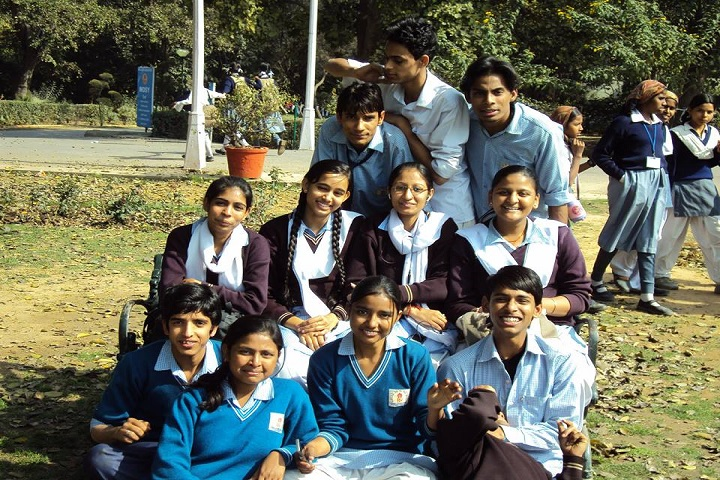 Government Co-Educational Senior Secondary School-Students1