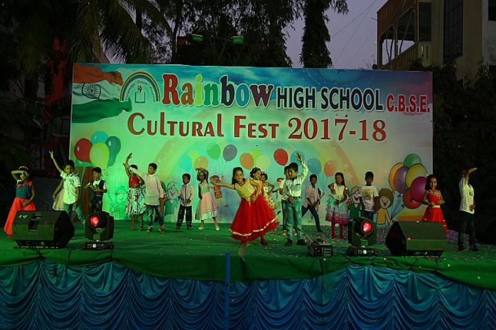 Rainbow Public School-Dance