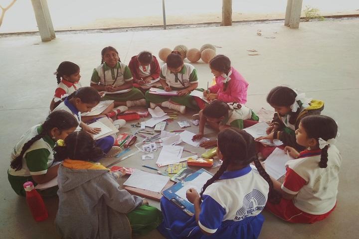 Rainbow Public School-Maths Activity