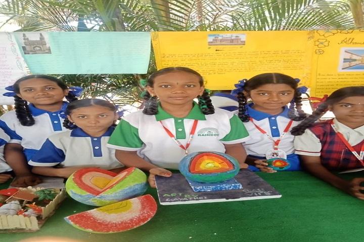 Rainbow Public School-Science Exhibition