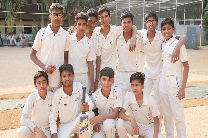 Rainbow Public School-Sports Team