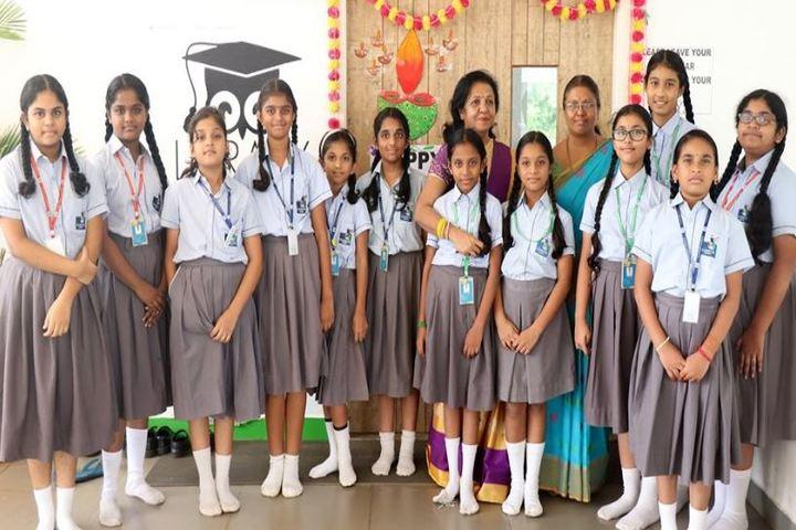 Rainbow School-Group Photo