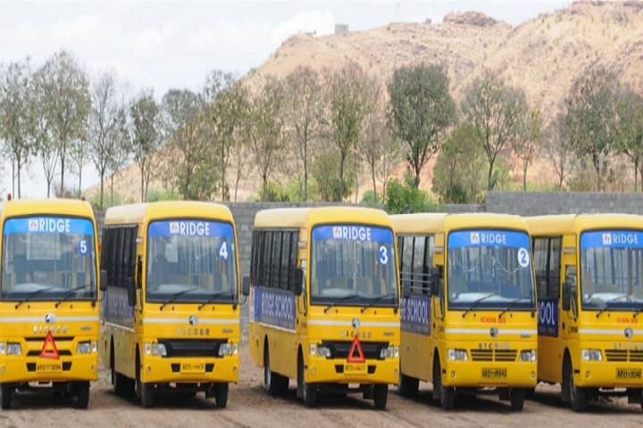 Ridge School-Transport