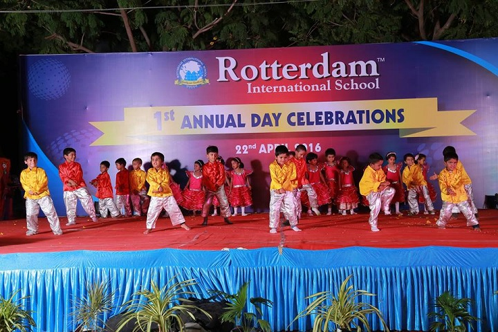 Rotterdam School-Annual day celebrations