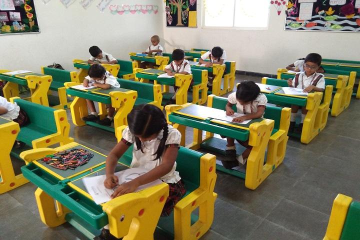 Rotterdam School-Classroom