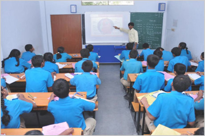 S R Digi School-Smart Classroom