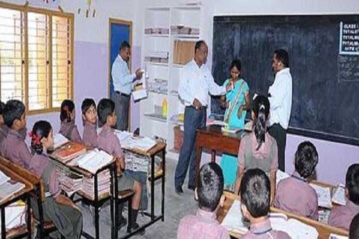 S F S School-Classroom