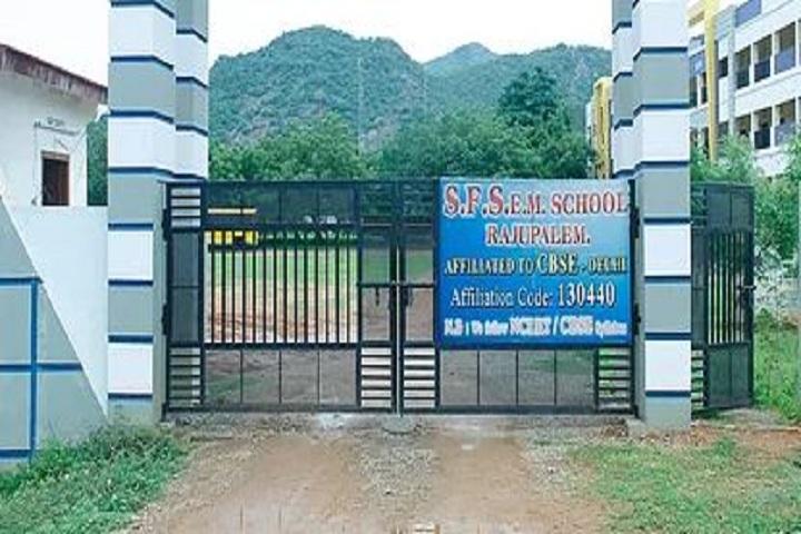 S F S School-Entrances