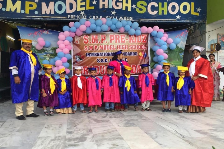 S M P Model High School-Graduation Day