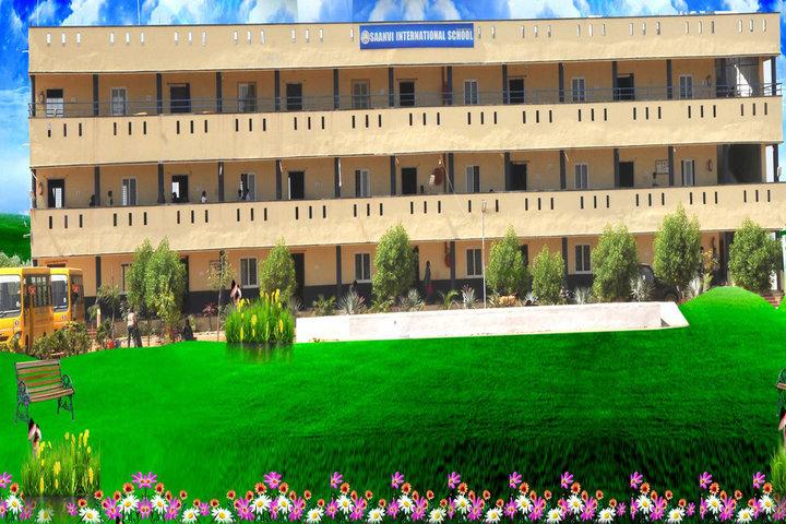 Saanvi International School-Campusview