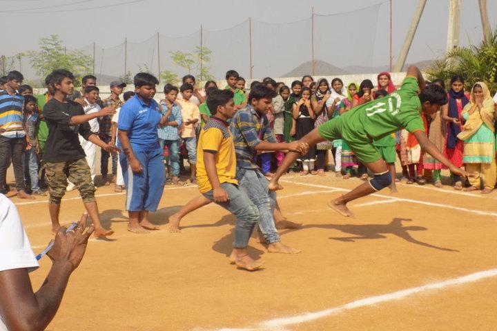 Saanvi International School-Games