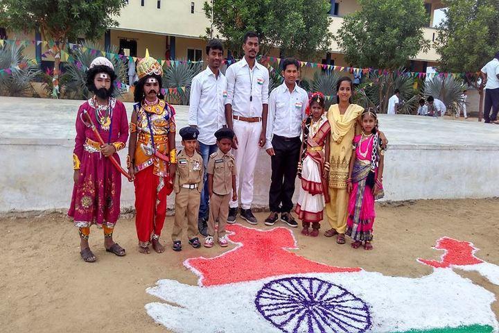 Saanvi International School-Independence Day Celebrations