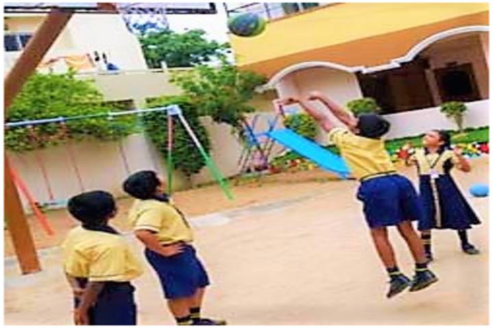 Sadashiva High School-Play Area
