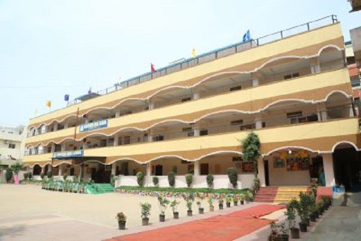 Sadashiva High School-Campusview