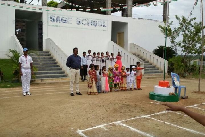Sage School-Republic Day
