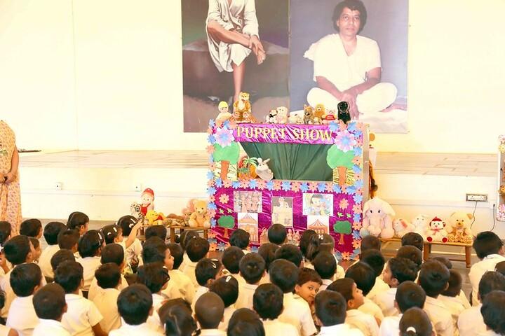 Sai Baba Central School-Activity