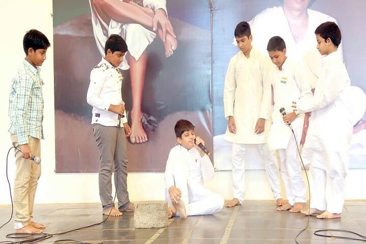 Sai Baba Central School-Drama