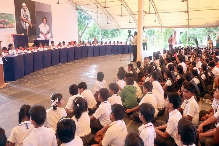 Sai Baba Central School-Event