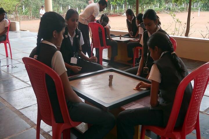 Sai Baba Central School-Indoor Games