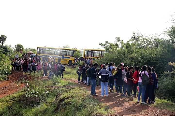 Sai Baba Central School-School Trip