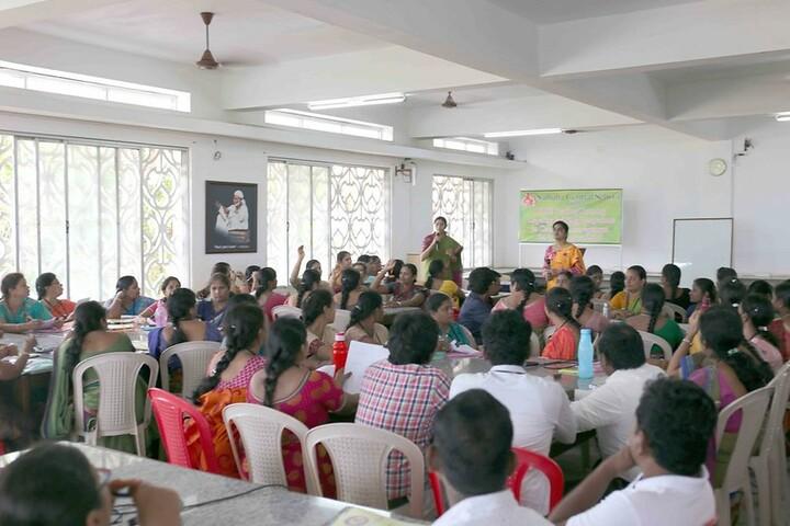 Sai Baba Central School-Speech