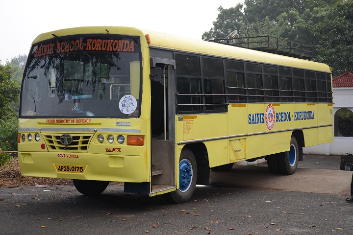Sainik School-Transport