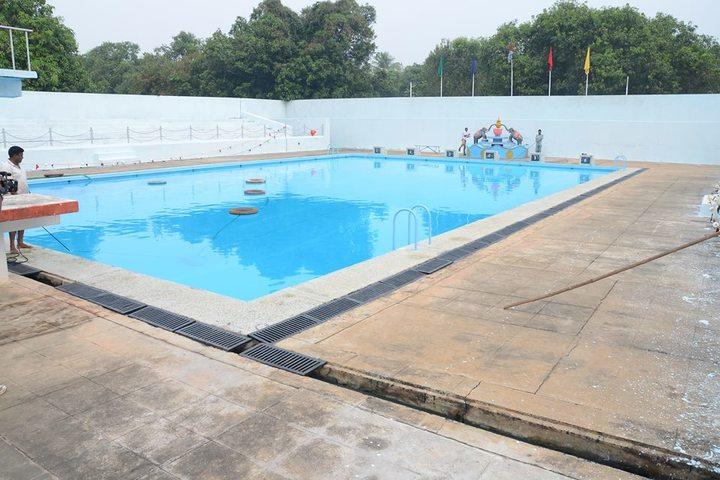 Sainik School-Swimming Pool