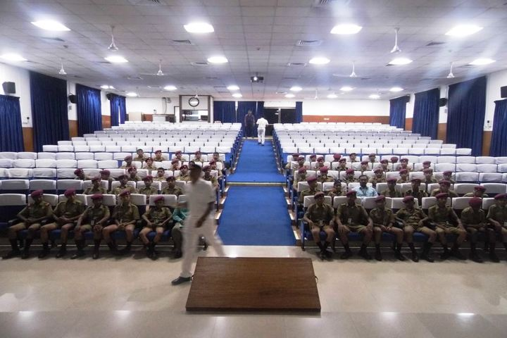 Sainik School Kalikiri-Auditorium