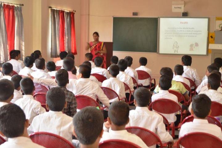 Sainik School Kalikiri-Classroom